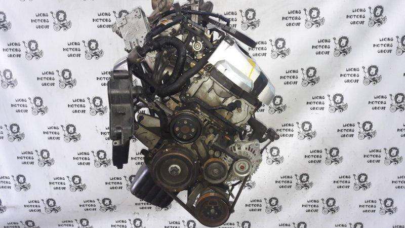 Двигатель Nissan Almera N16 QG16-018198 2003 (б/у)
