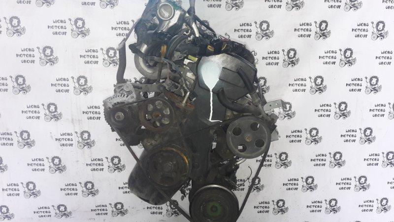 Двигатель Toyota Corsa EL53 5E-1199101 (б/у)