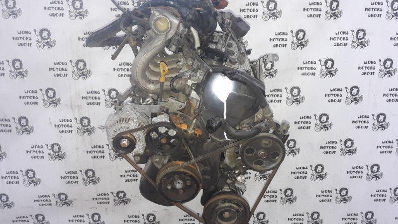 Двигатель Toyota Tercel EL53 5E-1192619 1994 (б/у)