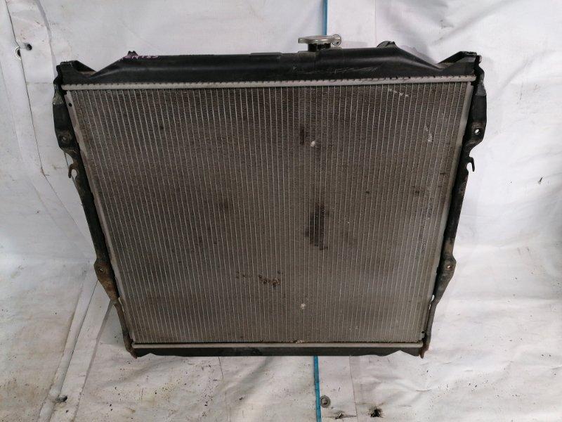 Радиатор двс Toyota Hilux Surf KZN185 1KZ-TE (б/у)
