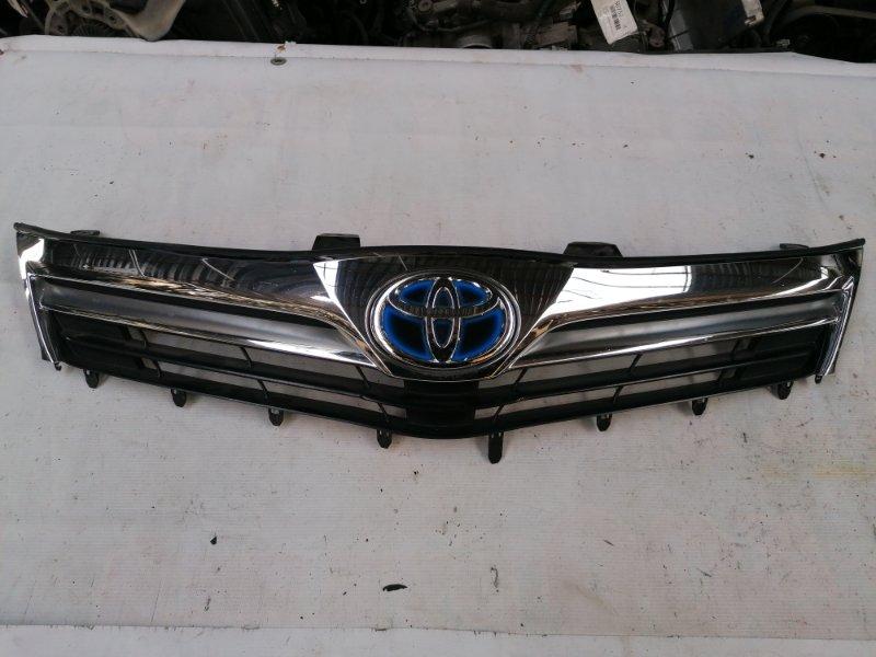 Решетка радиатора Toyota Sai AZK10 2AZ-FXE 2011.07 (б/у)