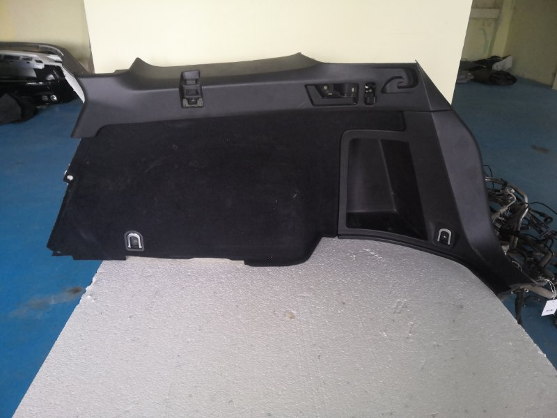 Обшивка багажника Subaru Legacy BR9 EJ253 2010 задняя правая (б/у)