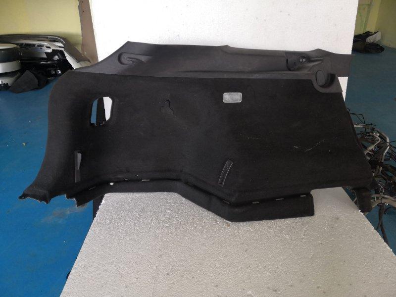 Обшивка багажника Toyota Avensis ZRT272 задняя левая (б/у)