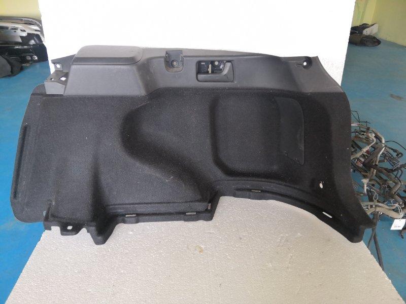 Обшивка багажника Toyota Corolla Axio NZE141 1NZ-FE задняя правая (б/у)