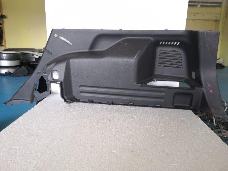 Обшивка багажника Nissan X-Trail NT31 задняя правая (б/у)