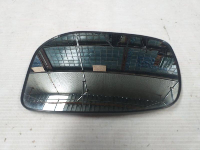 Зеркало-полотно Toyota Passo KGC10 1KR переднее левое (б/у)