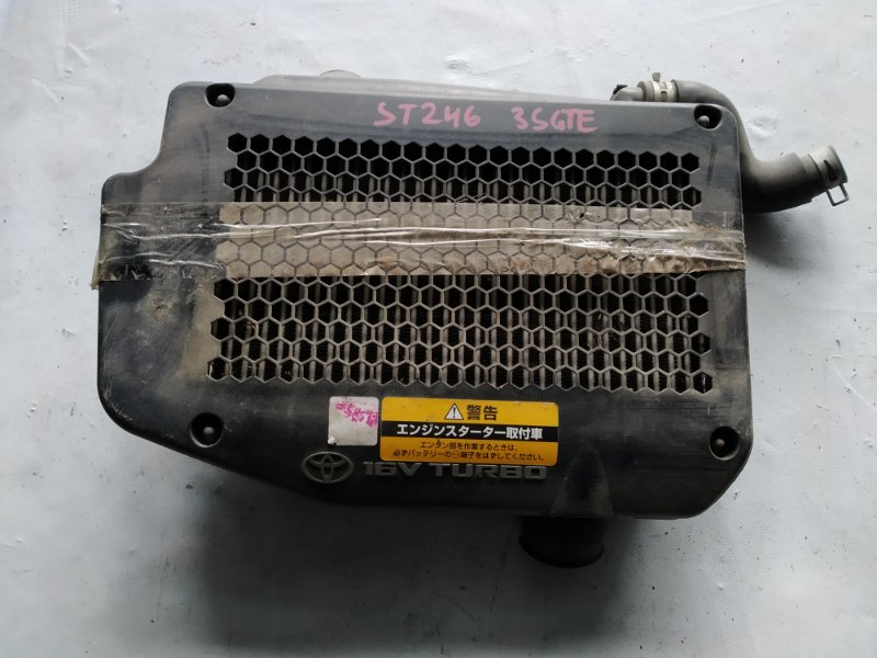 Радиатор интеркулера Toyota Caldina ST246 3S-GTE (б/у)