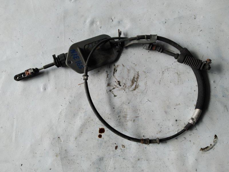 Трос переключения акпп Toyota Corolla Fielder NKE165 1NZ-FXE (б/у)