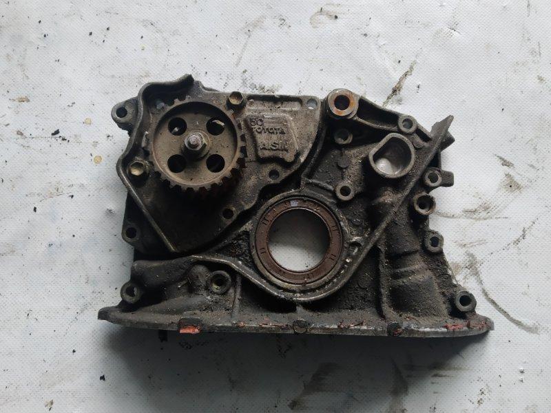 Масляный насос Toyota Corona ST191 3S-FE (б/у)