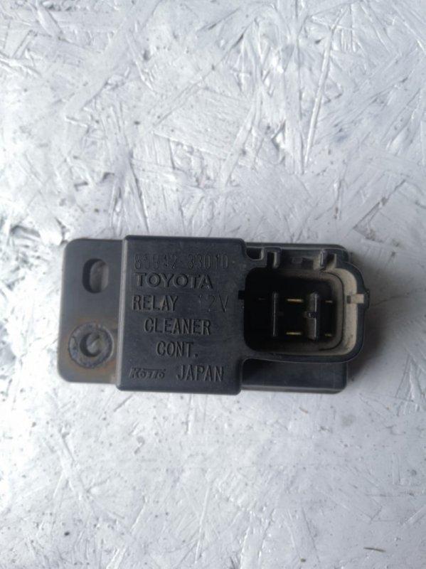 Реле освещения Toyota Land Cruiser UZJ100 2UZ-FE 2000.11 (б/у)