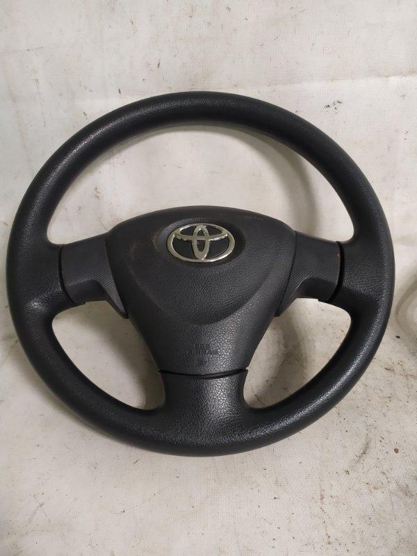 Руль Toyota Corolla Fielder NZE144 (б/у)
