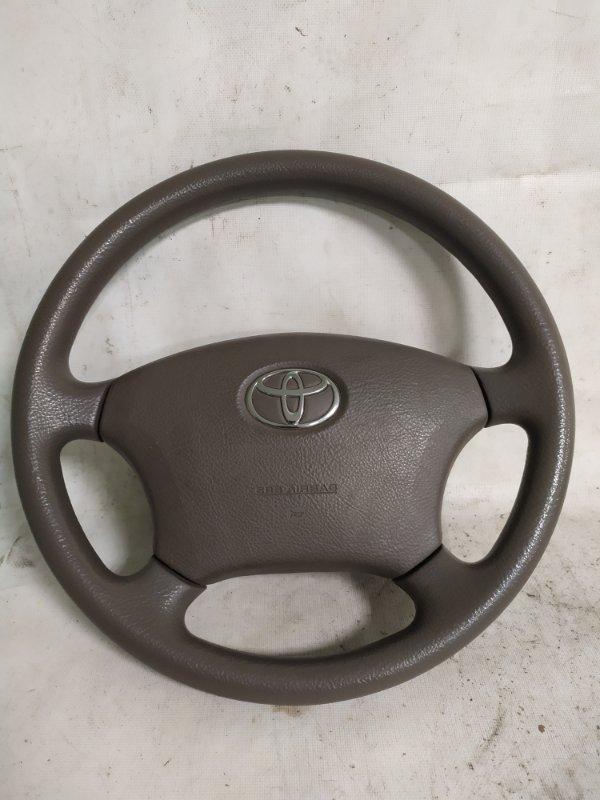 Руль Toyota Ipsum ACM26 (б/у)