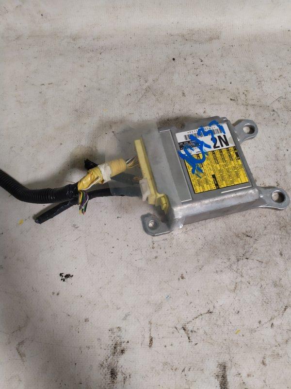 Блок управления airbag Toyota Rav4 ACA33 2AZ-FE (б/у)