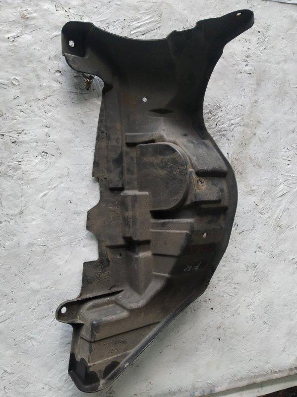 Защита двигателя Mitsubishi Fuso FDA20 4P10F передняя правая (б/у)