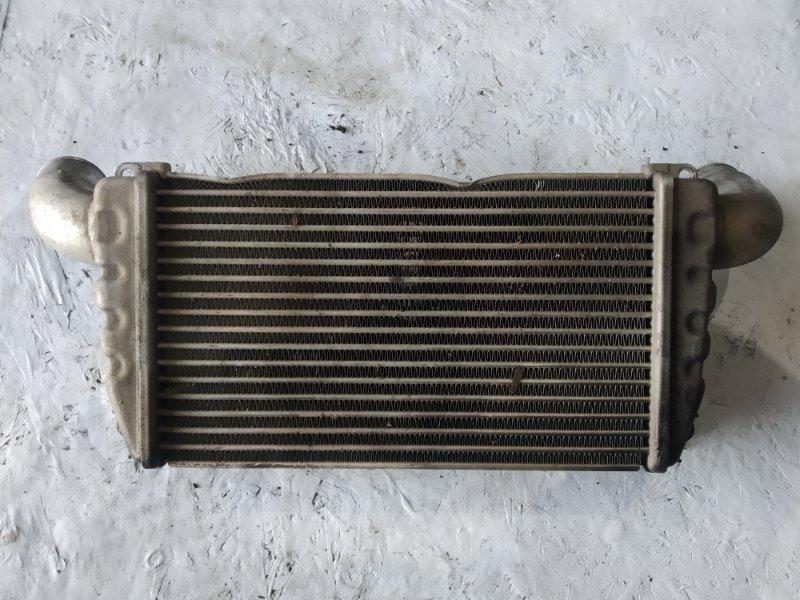 Радиатор интеркулера Mitsubishi Fuso FDA20 4P10F (б/у)