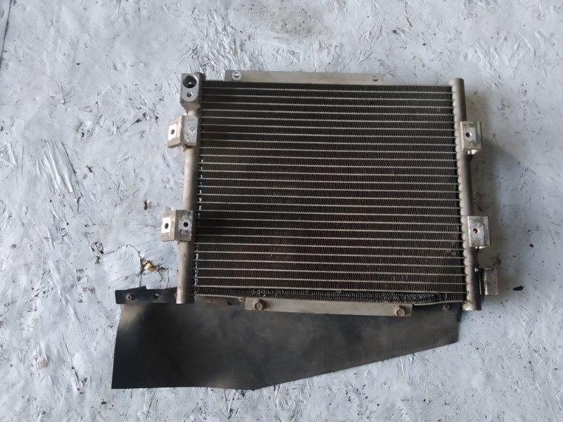 Радиатор кондиционера Mitsubishi Fuso FDA20 4P10F (б/у)