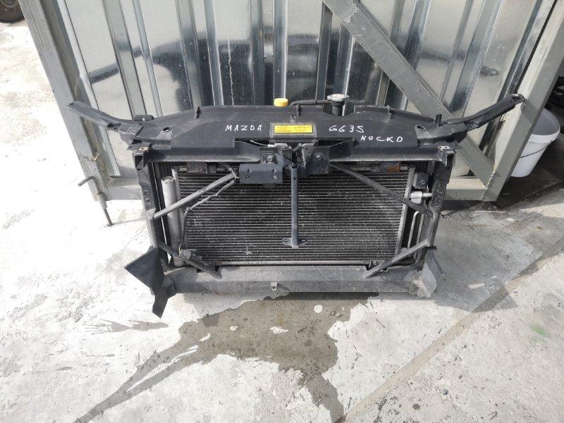 Телевизор Mazda 6 GG3S (б/у)