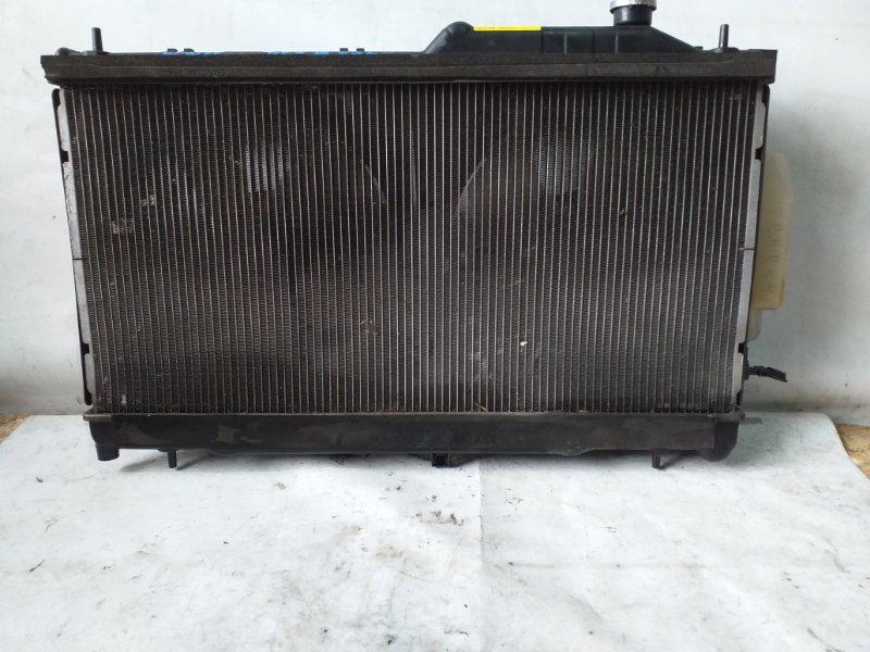 Радиатор двс Subaru Legacy BP5 EJ20 (б/у)