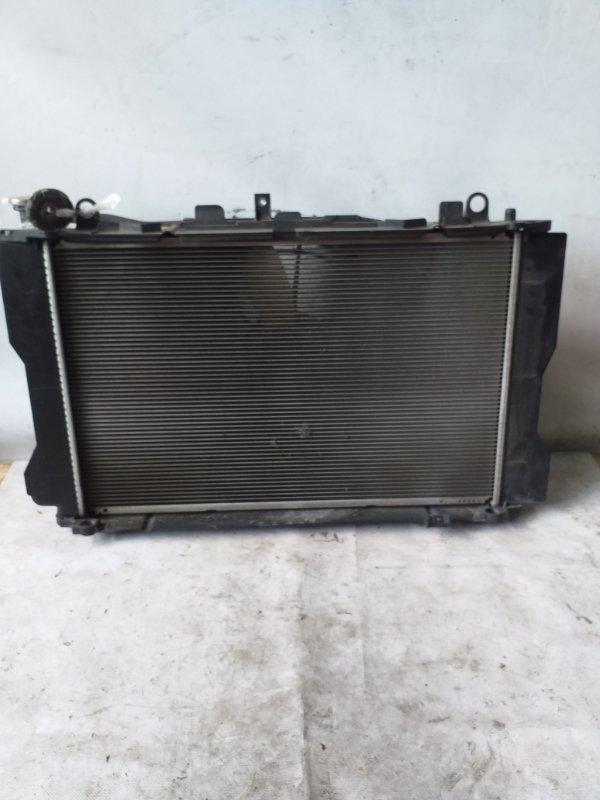 Радиатор двс Toyota Premio ZRT265 (б/у)
