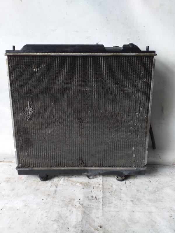 Радиатор двс Mitsubishi Delica PD8W 4M40 (б/у)