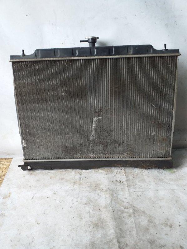 Радиатор двс Nissan X-Trail DNT31 M9R (б/у)