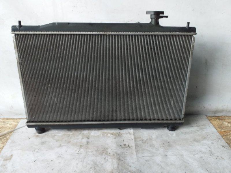 Радиатор двс Honda Crv RE4 K24A (б/у)