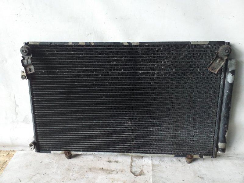 Радиатор кондиционера Toyota Kluger MCU25 1MZ-FE (б/у)