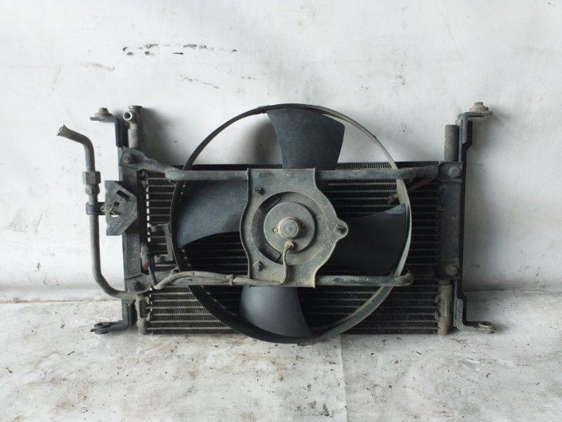 Радиатор кондиционера Mitsubishi Delica P25W 4D56 1995 (б/у)