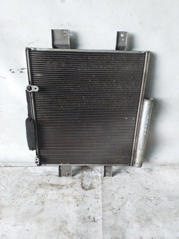Радиатор кондиционера Toyota Bb QNC25 (б/у)