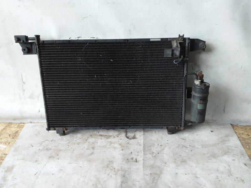 Радиатор кондиционера Isuzu Bighorn UBS69 4JG2 (б/у)