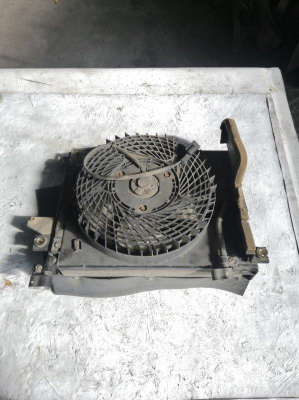 Радиатор кондиционера Mitsubishi Delica PD8W 4M40 (б/у)