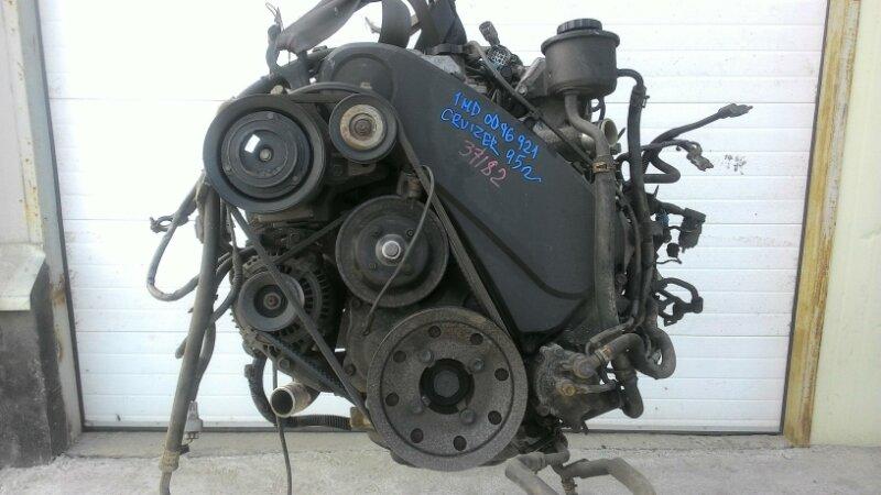 Двигатель Toyota Land Cruiser HDJ81 1HD 1995 (б/у)