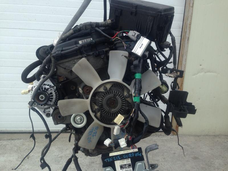 Двигатель Toyota Hilux Surf TRN215 2TR 2005 (б/у)