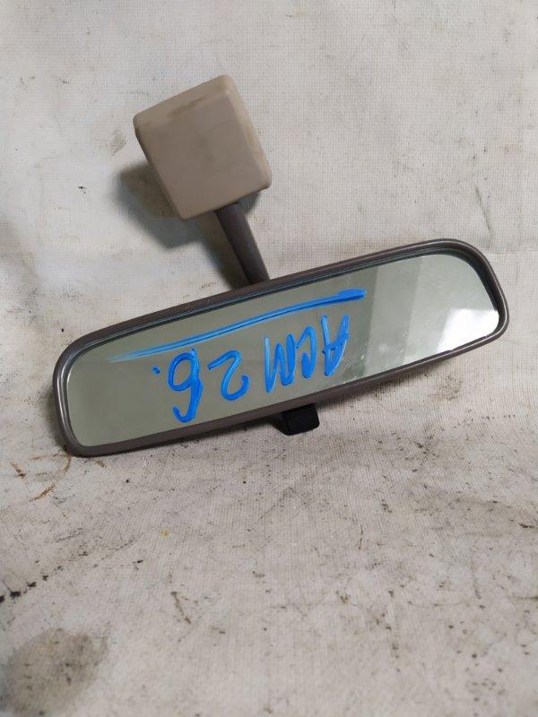 Зеркало салона Toyota Ipsum ACM26 (б/у)