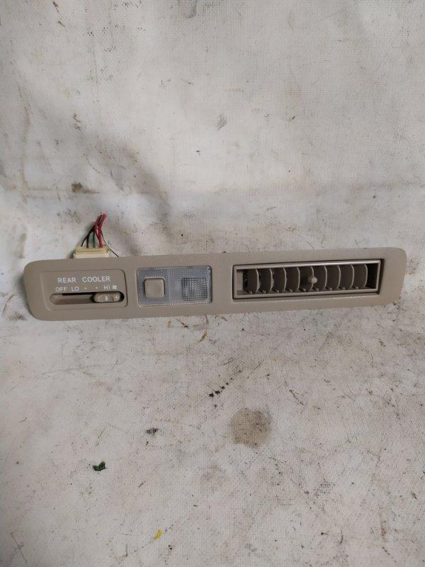 Блок управления климат-контролем Toyota Ipsum ACM26 задний (б/у)