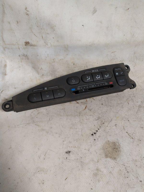 Блок управления климат-контролем Mitsubishi Delica PD8W (б/у)