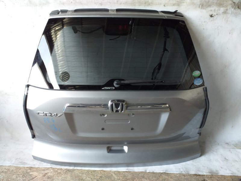 Дверь задняя Honda Cr-V RE4 2007 задняя (б/у)