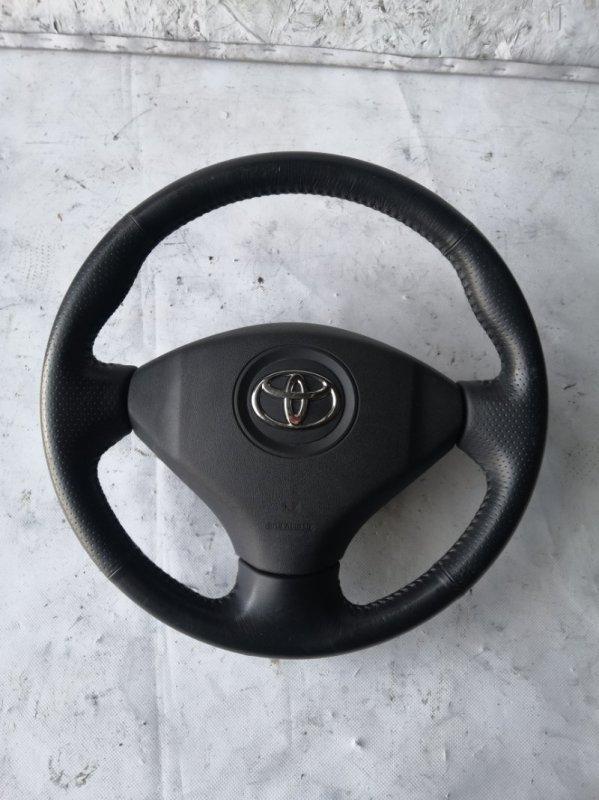 Руль Toyota Bb QNC25 2008 (б/у)