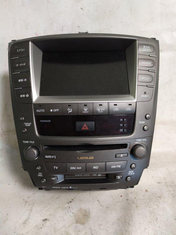 Блок управления климат-контролем Lexus Is200 GSE25 07 (б/у)