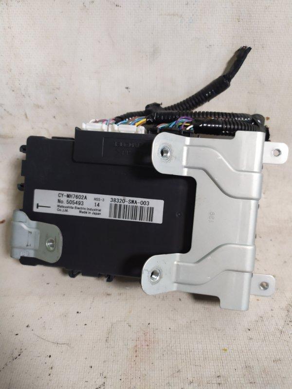 Блок управления дверьми Honda Cr-V RE4 K24A (б/у)