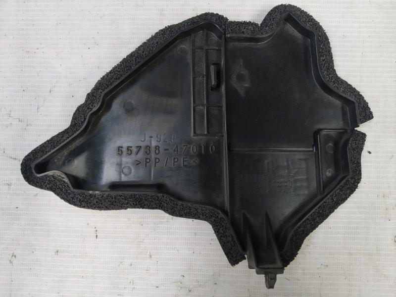 Уголок решетки под дворники Toyota Prius ZVW30 2ZR-FXE 2012.07 (б/у)