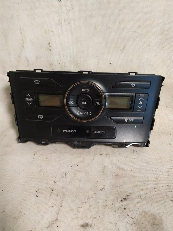 Блок управления климат-контролем Toyota Blade AZE156 (б/у)