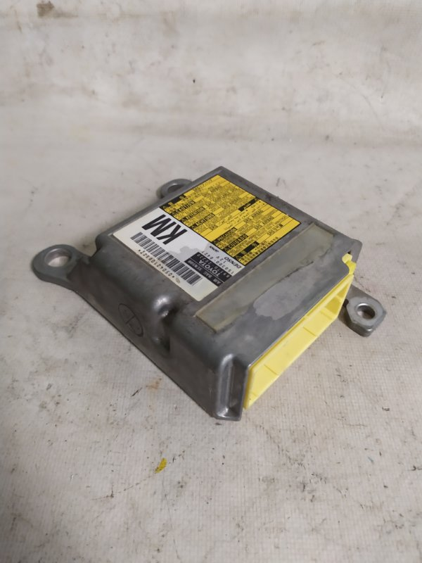 Блок управления airbag Toyota Premio ZRT265 (б/у)