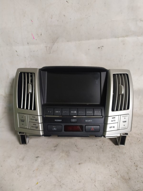 Блок управления климат-контролем Lexus Rx300 MCU35 (б/у)