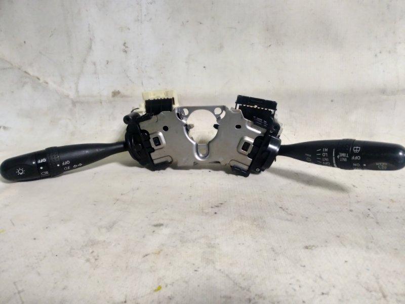 Блок подрулевых переключателей Toyota Bb QNC25 K3-VE (б/у)