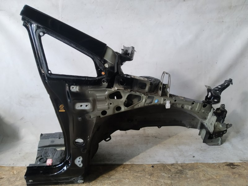 Лонжерон Toyota Prius ZVW30 2ZR-FXE 2012.07 передний правый (б/у)