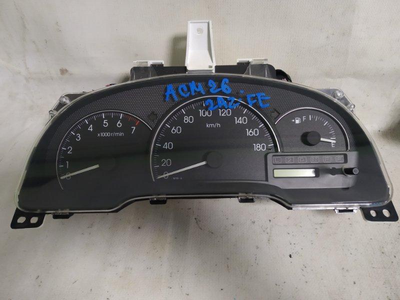 Спидометр Toyota Ipsum ACM26 2AZ-FE передний левый (б/у)