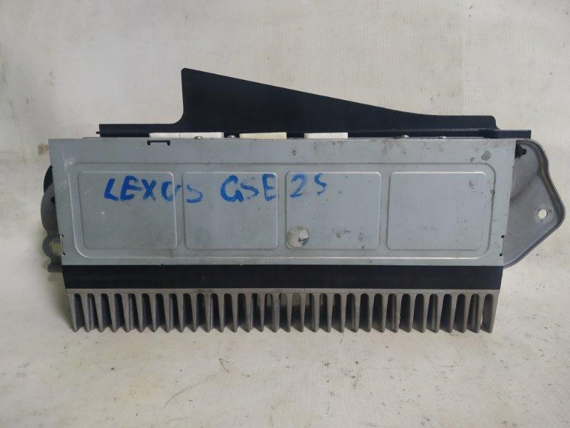 Усилитель магнитофона Lexus Is250 GSE25 2007 (б/у)