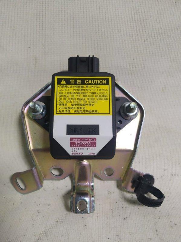 Датчик курсовой устойчивости Lexus Is250 GSE25 2007 (б/у)