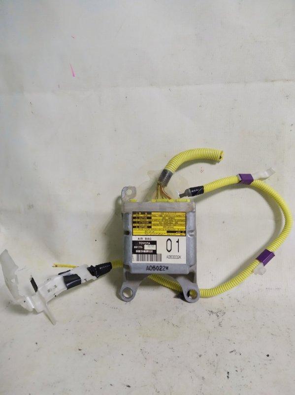 Блок управления airbag Toyota Hilux Surf TRN215 2TR 2005 (б/у)